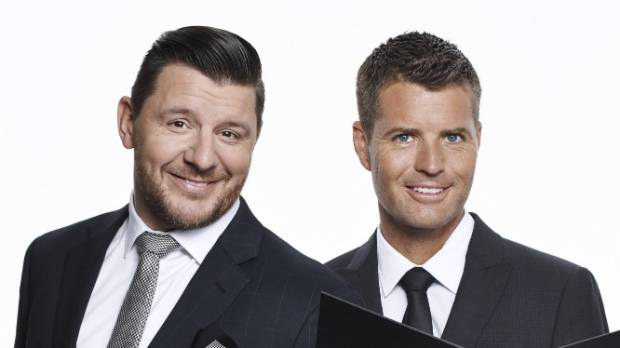 Pete And Manu To Host My Kitchen Rules Nz Stuff Co Nz