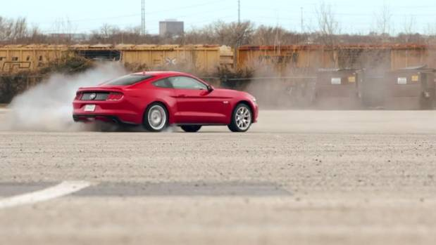 Mustang speed dating video