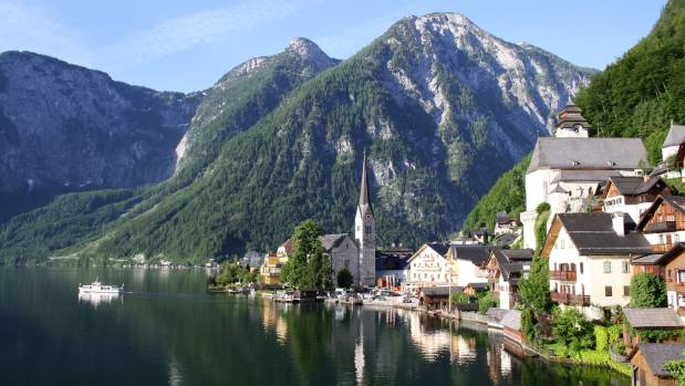 Hallstatt Is Possibly The Oldest Continuously Inhabited Village In Europe