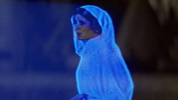 Princess Leia is an iconic character from the Star Wars movies, played by the late Carrie Fisher.