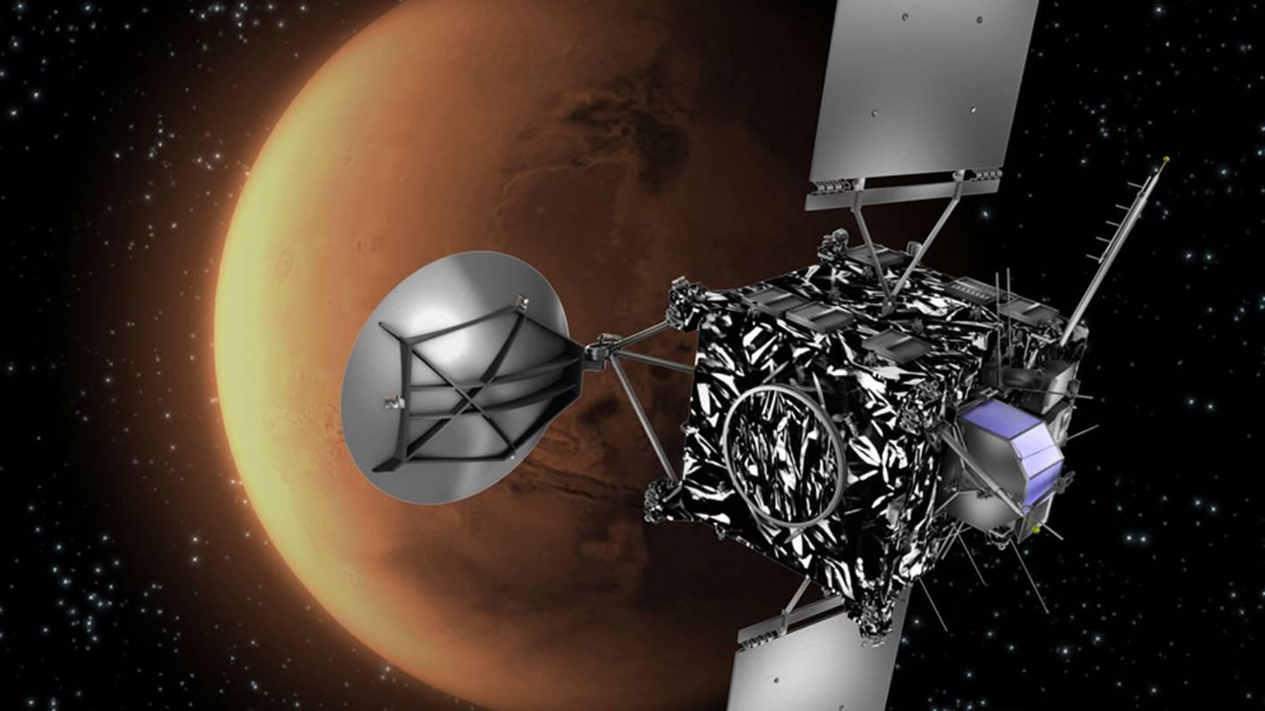 esa rosetta probe - HD1593×896
