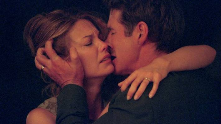 Sexy Diane Lane And Richard Gere In Unfaithful