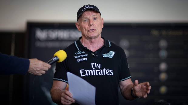 Grant Dalton and Team NZ have been dealt a blow with Auckland ruled out of the running to host the America's Cup ...
