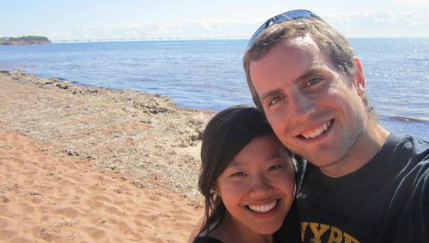 Canadian couple Joanna Lam, 24, and Connor Hayes, 25, died when their rental campervan crashed in the Haast River gorge ...