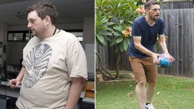 How small changes helped me lose 60 kilos for What does shane maguire do for a living
