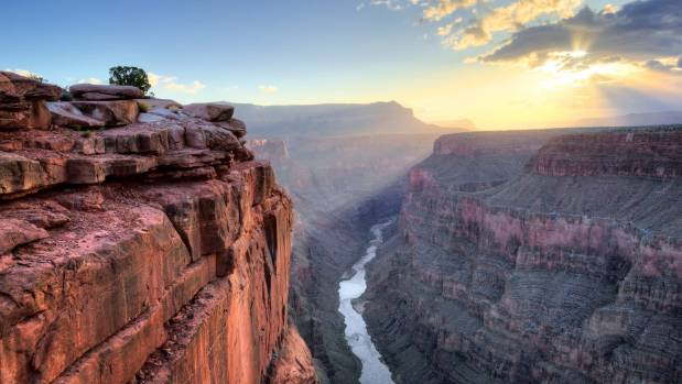 The Grand Canyon is one of the seven wonders of the natural world.