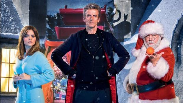 Dr Who Christmas Specials.Dvd Review Doctor Who Christmas Special Last Christmas