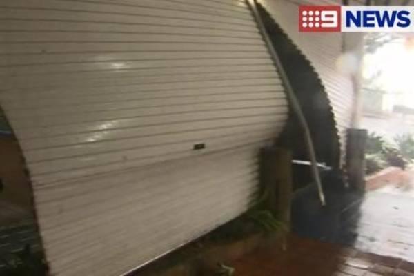 Twin Cyclones Marcia And Lam Hit Australia Stuff Co Nz