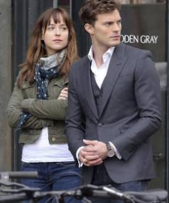 Fifty Shadesstars Dakota Johnson and Jamie Dornan are reported to have not gotten along on the set of the film