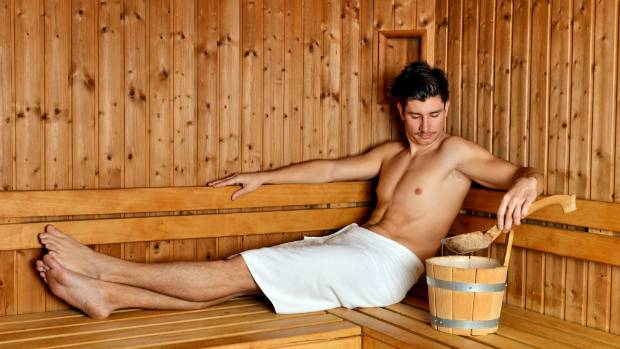 young gay sauna experience