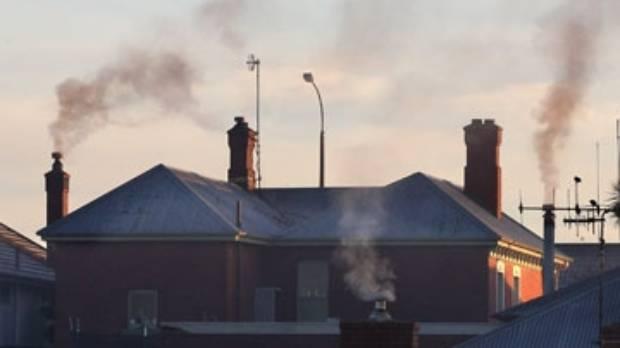 Woodburners are major contributors to smog.
