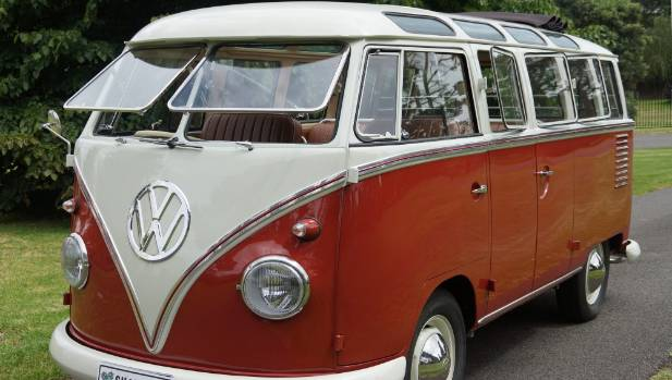 Shannons Auctions sold a rare Volkswagen Kombi van for $202,000.