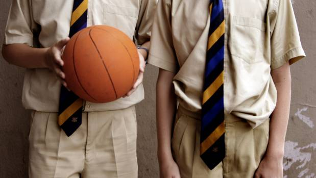 Some schools are police vetting parents before billeting students on sports exchanges.