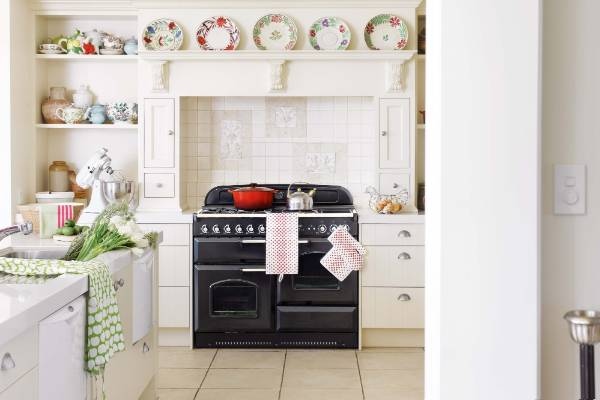 How to give your home a country look for Country style kitchen nz