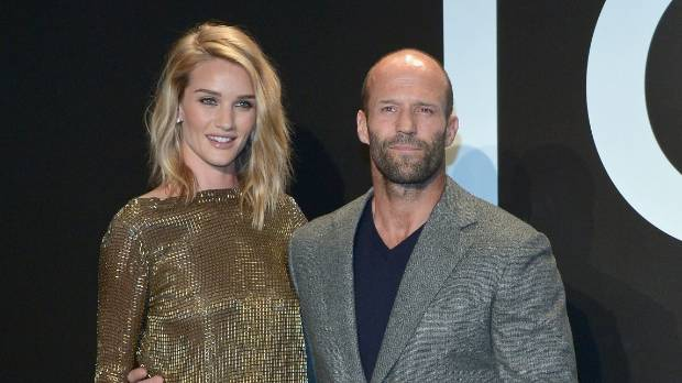 Model Rosie Huntington-Whiteley and actor Jason Statham have been dating for five years.