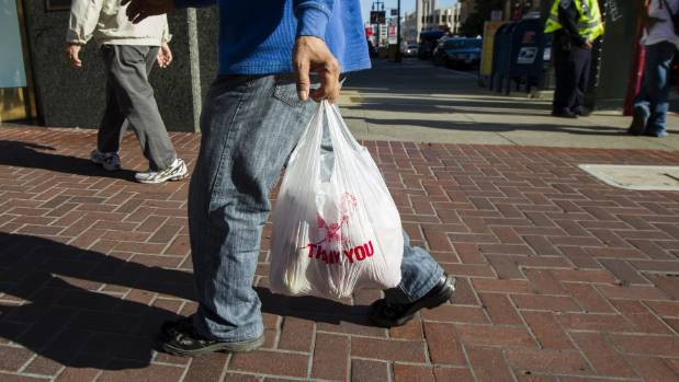 A campaign in Australia to ban plastic bags is gaining momentum.
