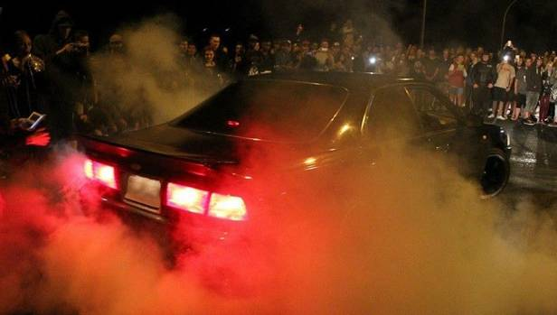 A spike in boy racers has residents, hotels and car enthusiasts at their wits' end.