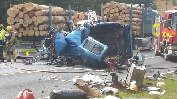 Car Crash Hawkes Bay