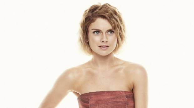 """ROSE MCIVER: """"Every day I get up and look forward to going to work and when you work the hours I do, that's a rarity to ..."""