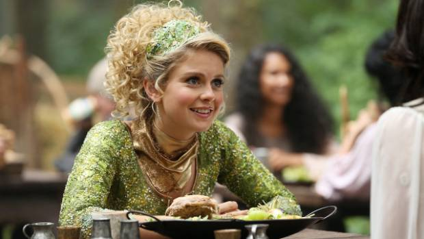 The door is still open for McIver to return as Tinker Bell on Once Upon a Time.