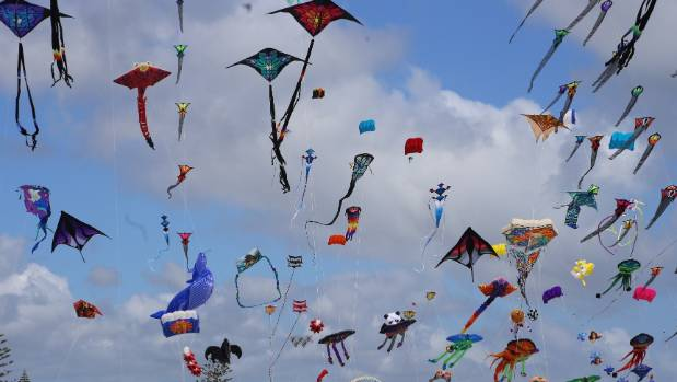Kites will be proudly flying above Orakei Marae on Saturday, weather permitting.