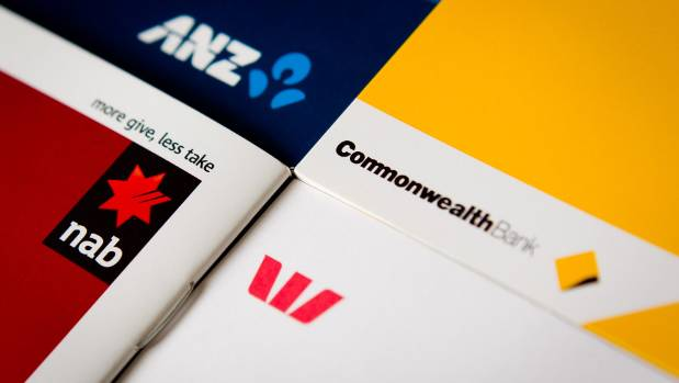 The big four Australian banks, which operate BNZ, ANZ, Westpac and ASB in New Zealand, have had their ratings downgraded ...