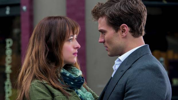 Fifty shades of grey author el james recruits husband to for 50 shades of grey movie sequel