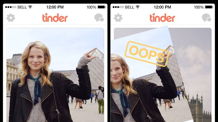 Tinder's new premium service will cost more for over-30s