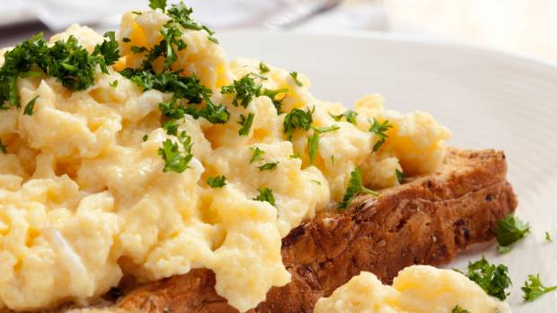 Protein Rich Breakfast After A Morning Workout Eggs On Wholegrain Toast Can Fuel
