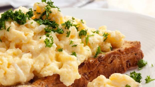 How to make perfect scrambled eggs   Stuff.co.nz