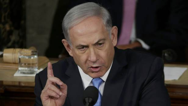"Israeli Prime Minister Benjamin Netanyahu said the world is a ""much more dangerous place"" and called the Iran nuclear ..."