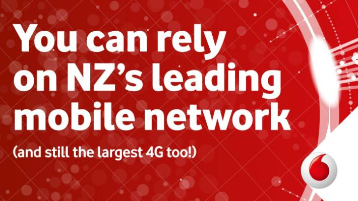 Vodafone complains to watchdog over Spark 4G claim | Stuff co nz
