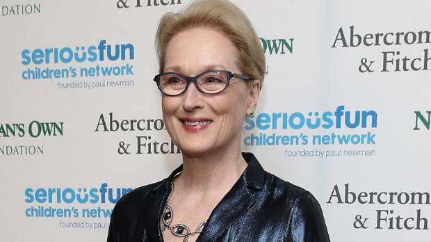 Actress Meryl Streep said her 'We're all Africans' comment was taken out of context.