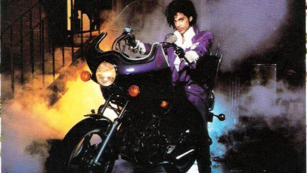Prince S Motorcycle Was Icon In Purple Rain Stuff Co Nz