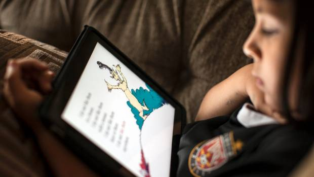 Schools across the Waikato are adopting the use of devices, such as iPads, in school.