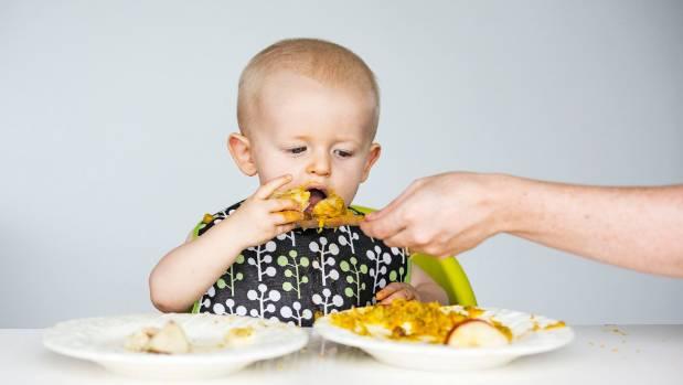 Chilli children: babies spice up their lives | Stuff.co.nz