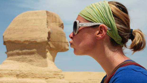 Pyramid Tourist Porn Angers Egypt  Stuffconz-2123