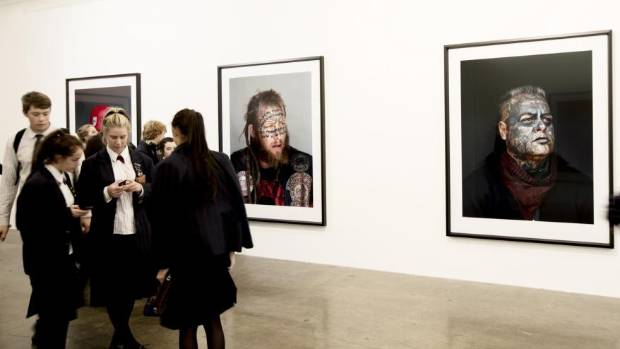 """CONTROVERSIAL: Critics have variously blasted the photographs for being """"cultural pornography"""", glamorising gang culture."""