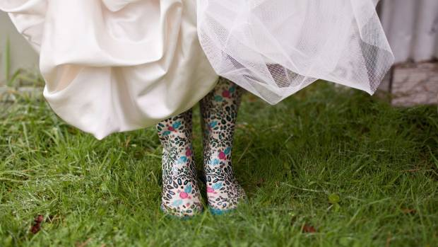 "TIE THE KNOT WITH HI-TECH: Could ""rain on your wedding day"" be a thing of the past?"