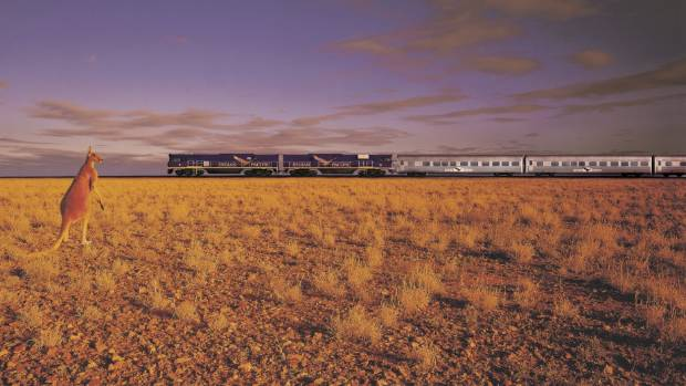 Indian Pacific: Average train speed is 85.2kmh.