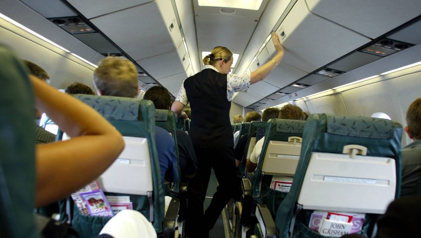 A flight attendant answers the 20 questions you've always