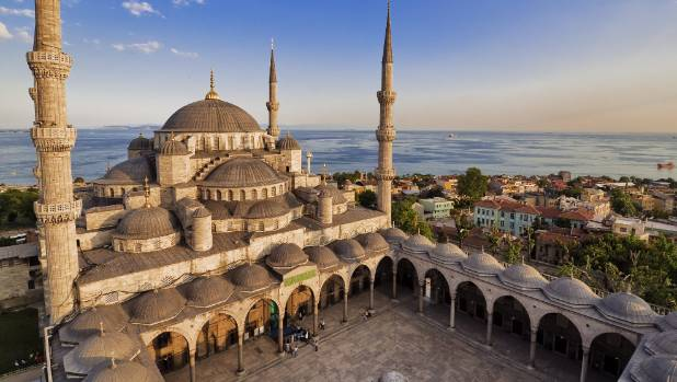Step inside the Blue Mosque and you can be wowed all over again, this time by more than 20,000 handmade tiles that line ...