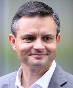 "GREENS TRADE SPOKESMAN: James Shaw said National was governing ""in the interest of foreign companies at the expense of ..."
