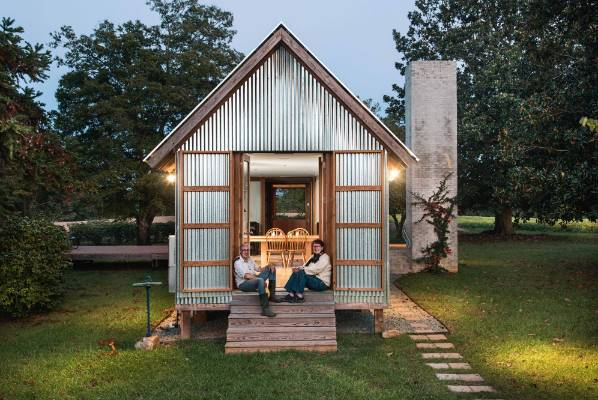 Inside the tiny Wrinkly Tin House | Stuff.co.nz