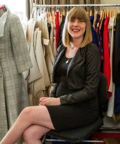 Functional fashion has been important to Rosie Miller since she was a teenager.