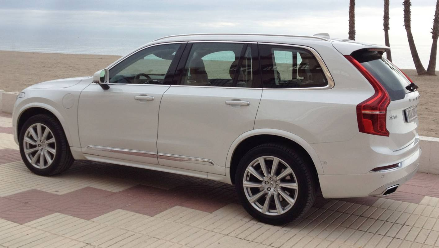 volvo xc90 is the thinking person u0026 39 s suv