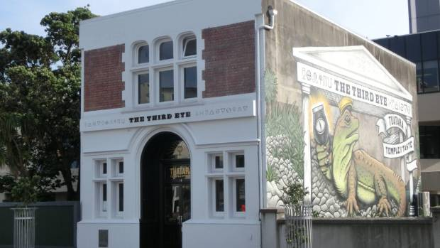 JUST OPENED: The Tuatara Brewing Company Third Eye micro-brewery and tasting room. The building is now for sale.