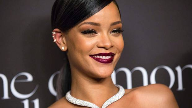 Singer Rihanna is apparently in Wellington to work on the new Luc Besson film Valerian.