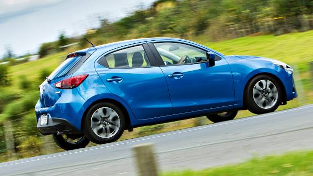 Mazda2 vs Honda Jazz - the big little showdown | Stuff co nz