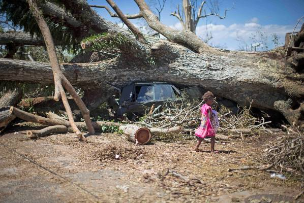 Vanuatu begins the slow recovery process after the devastation of cyclone Pam.